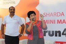 Sharda Hospital Mini Marathon 2017