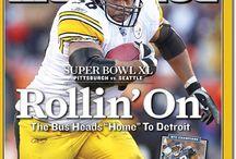 Steelers   <3 / by Melanie Daughtry Bracy