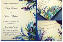 Bryllup invitasjoner
