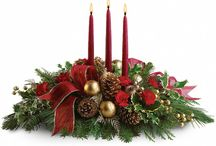 For Your Holiday Table / Christmas Centerpieces to help you set the table to remember. Campbell's Flowers offers stunning holiday centerpieces with same-day delivery to Pueblo, CO, surrounding areas or nationwide. http://www.campbellsflower.com/holiday-guide/christmas-centerpieces/?pageNum=1