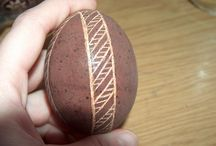 "Polish Easter Eggs ""Pisanki"""