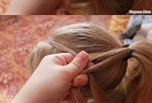 Причёска: детская