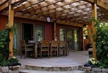 Back Porch / by Kathy Armstrong