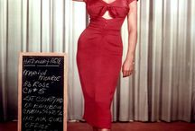Marilyn Monroe's Style / by Tyra B. Mosley