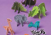 Parties:  Dino-FOUR Birthday / by Amy {Gabriel's Good Tidings}