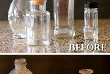 trasformare bottiglie