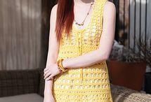 Crochet Dresss