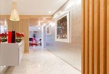 Antas Apartment / Interior design by Coletivo Virgula i