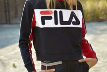 Fila clothes