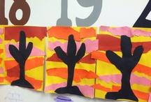 Second Grade Habitats / by Stephanie Penney