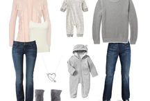 Newborn - What to Wear / Family and baby clothing suggestions for your newborn session