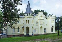 Kowanówko - Pałac / Pałacyk w Kowanówku z końca XIX w.