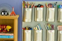 Organization Inspiration / by Shauna Causey