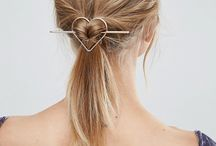 Haarschmuck / Patricia liebt Haarschmuck! Deshalb hat sie ihre Lieblinge hier gesammelt.