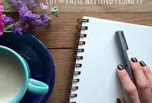 Journaling & Writing / by Kokabella | Terry-Anne Kelly