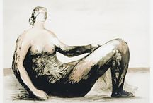 Henry Moore Prints