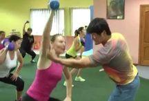 Тренировки мышц живота