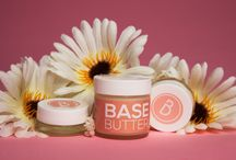 HELLO! WE'RE BASE BUTTER / BASE BUTTER is an all natural multipurpose product, free of chemicals and preservatives. Designed for the young independent woman who cares about fashion, makeup, style and most importantly herself. Be you and enhance your natural beauty starting at the base.