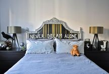 Beds are for Bed Rooms / by Giulia H.