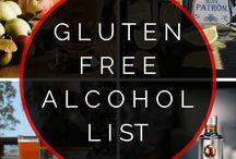 Gluten free - Alcohol
