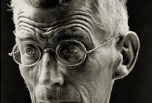 """My mistakes are my life.""  ~ Samuel Beckett / by Arthur Trupp"