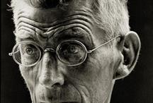 """""""My mistakes are my life.""""  ~ Samuel Beckett / by Arthur Trupp"""
