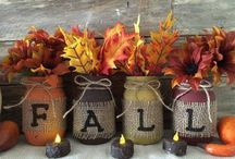 fall's decoration