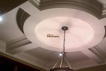 Coffered And Waffle Ceilings
