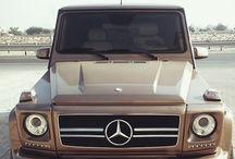 Mercedes-Benz G55 ///Amg