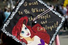 College Grad 2016 / Ideas for my grad cap! / by Katie Gillespie