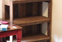Book shelf for Jade