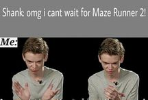 maze runer ,scorch trials ...