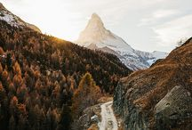 Switzerland  / Inspiration and tips to travel to Switzerland