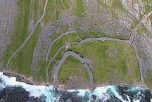 Aran-island Inismor Dun Aonghasa