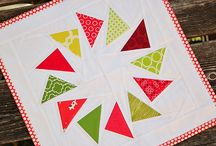 Christmas Holiday Quilts