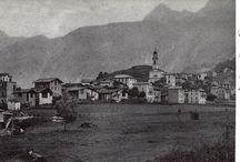 CASPOGGIO / Foto del paese di Caspoggio in Valmalenco