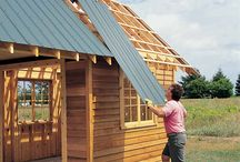 Shed Ideas & DIY