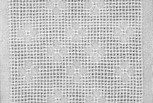 Tissage/Weaving Bronson Lace