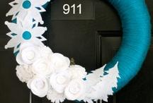 DIY - Wreaths & Felt Crafts / by Jen Owens