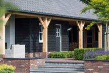 Projekty drewnianych domów