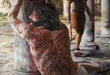 """not pretty but """"true"""" my Jesus tortured for us"""