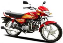 Hero Motocorp HF Deluxe Drum Kick Spoke Bike