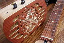 hand made instruments