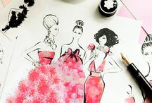 Drawing & Design / ■ Fashion Drawing