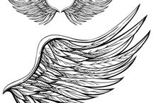 Angle wings, Hermes wings
