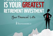 Your Financial Life sponsored by Transamerica / by Joanne Schultz