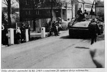 Sd.Kfz. 234/3 mit 2cm Schwebelafette
