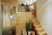 Loft Apt Ideas / by Kate Goldsmith