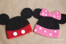 Minnie Mouse haken