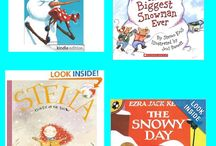 Books for the season / Every season is filled with beloved books perfect to get kids in the mood.